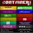 Container Hall Gold Opening Fest
