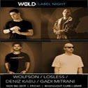 Wold Label Night