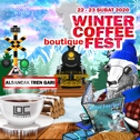 Winter Coffee Festival Boutique 2020