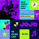 Halil Sezai & DAD'h Band - Online Konser